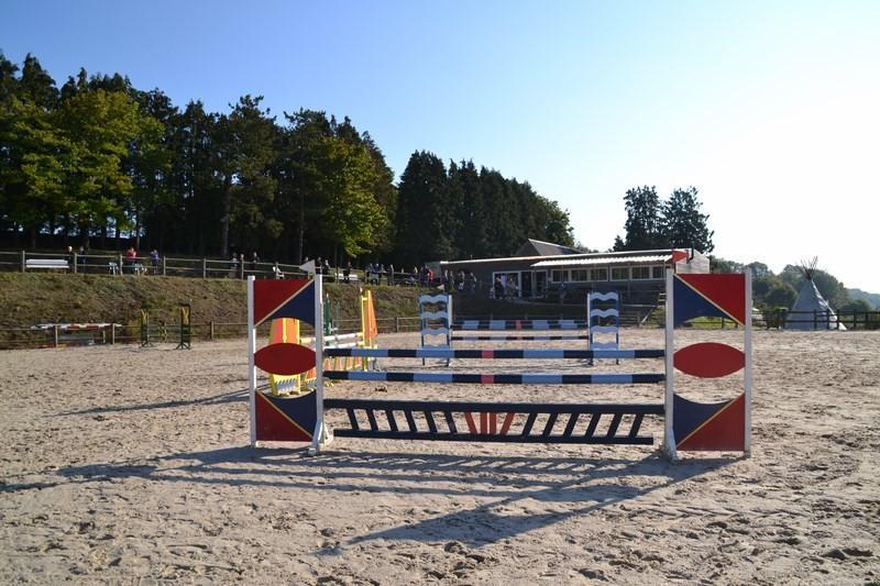 Résultats du concours, au Centre-Equestre Poney-Club du Val de Sienne à Gavray.